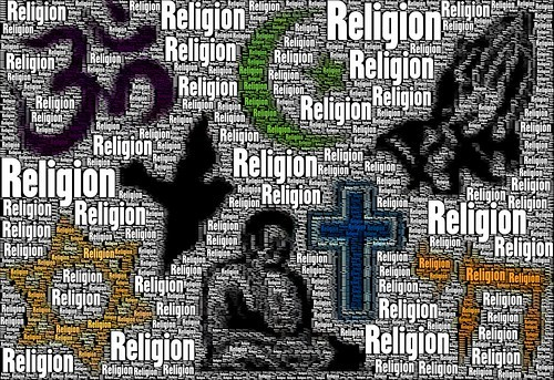宗教を表すマーク
