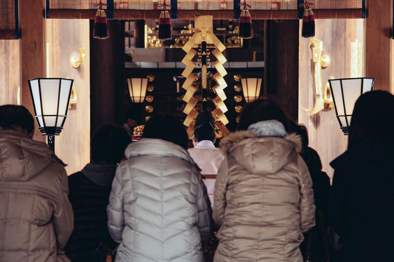 「金持神社」への参拝方法