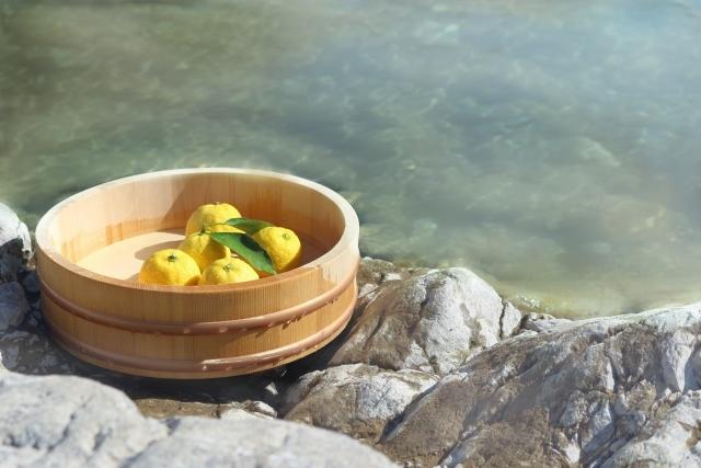 冬至 柚子湯