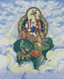 卯年の守護本尊 文殊菩薩の真言とご利益
