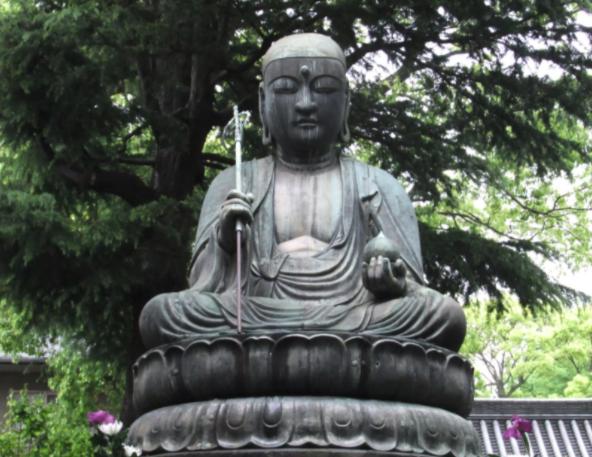 江戸六地蔵めぐり 東京のパワースポット江戸の六地蔵をめぐってパワーをもらう
