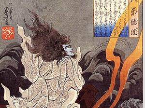 菅原道真・平将門・崇徳天皇 日本三大怨霊のパワースポットとご利益