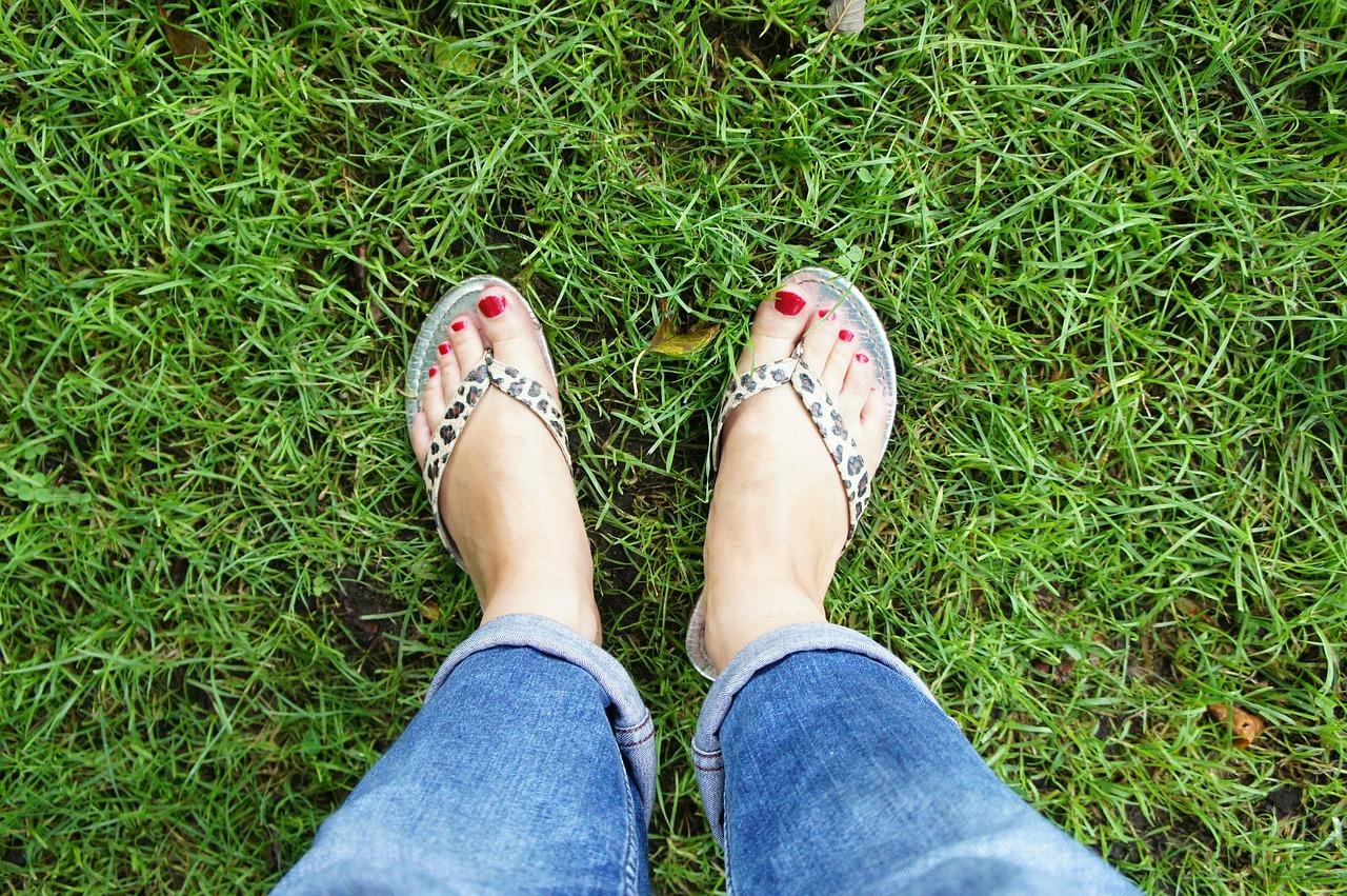 足の指の形で分かる人のルーツや性格