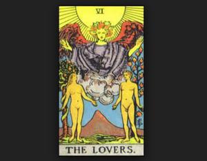 タロットカードの恋人の正位置と逆位置の意味とは?