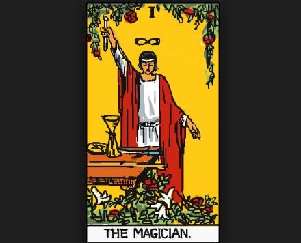 タロットカード魔術師の正位置・逆位置の意味とは?[恋愛・仕事・未来]
