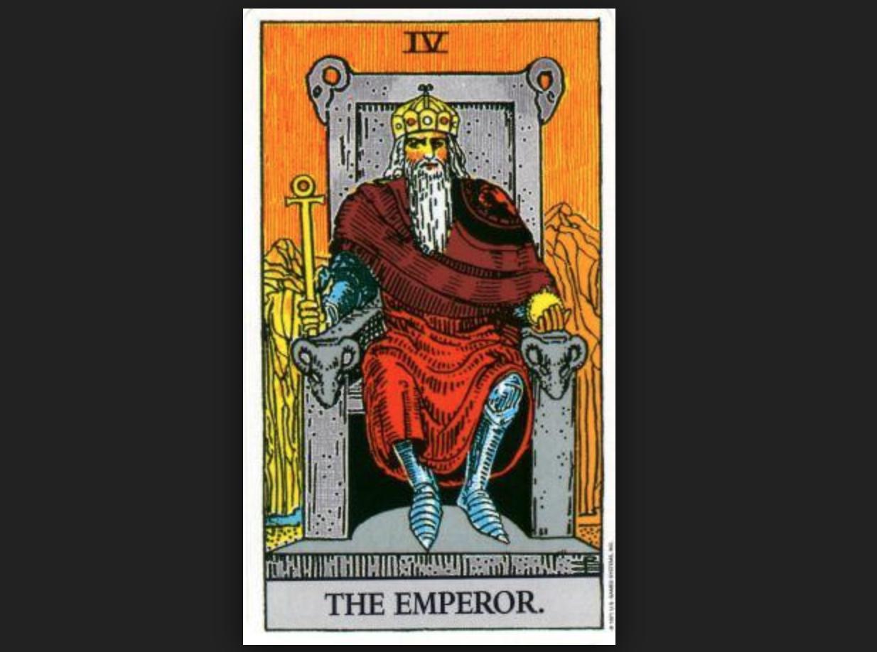 タロットカード皇帝の正位置・逆位置の意味とは?[恋愛・仕事・未来]