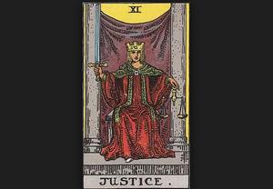 タロットカード正義の正位置・逆位置の意味とは?[恋愛・仕事・未来]