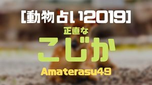 【動物占い2019】<11正直なこじか>の性格・特徴・恋愛運・仕事運と他の動物との相性を解説!