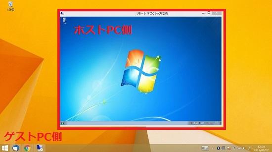 リモート デスクトップ ショートカット キー