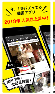 TopBuzz Video紹介画像