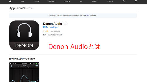 Denon Audioとは