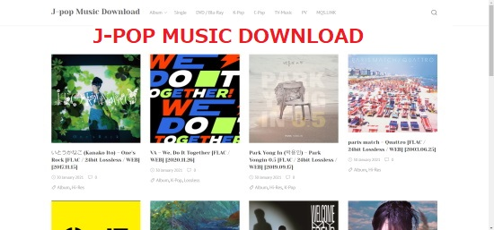 J-POP MUSIC DOWNLOAD