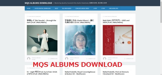 MQS ALBUMS DOWNLOAD