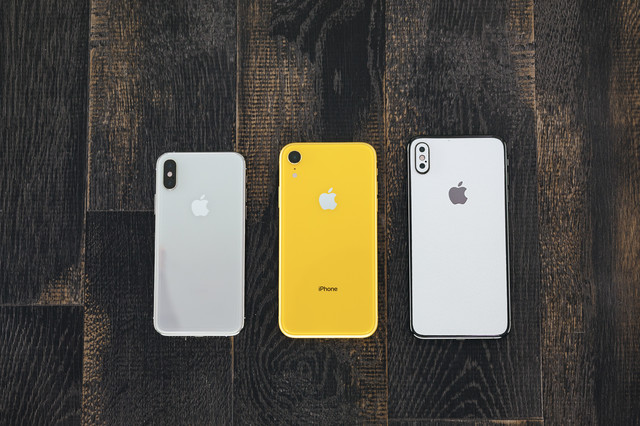 iPhone XとiPhone XR2