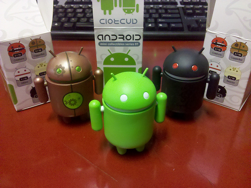 Androidのイメージ2