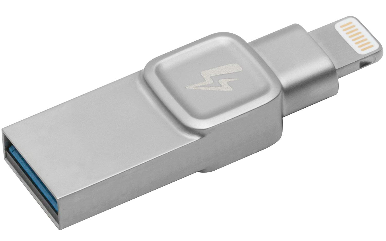 【Kingston】DataTraveler Bolt Duo C-USB3L-SR128-EN