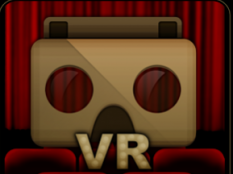 VR Theater for Cardboardのロゴ
