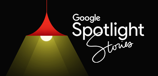 Google Spotlight Storiesのロゴ