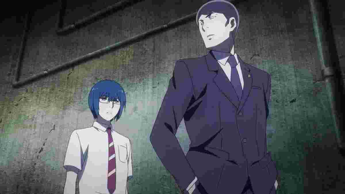 東京喰種JACK:若かりし頃の丸出捜査官