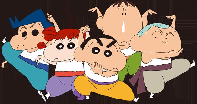 クレヨンしんちゃん 高画質画像