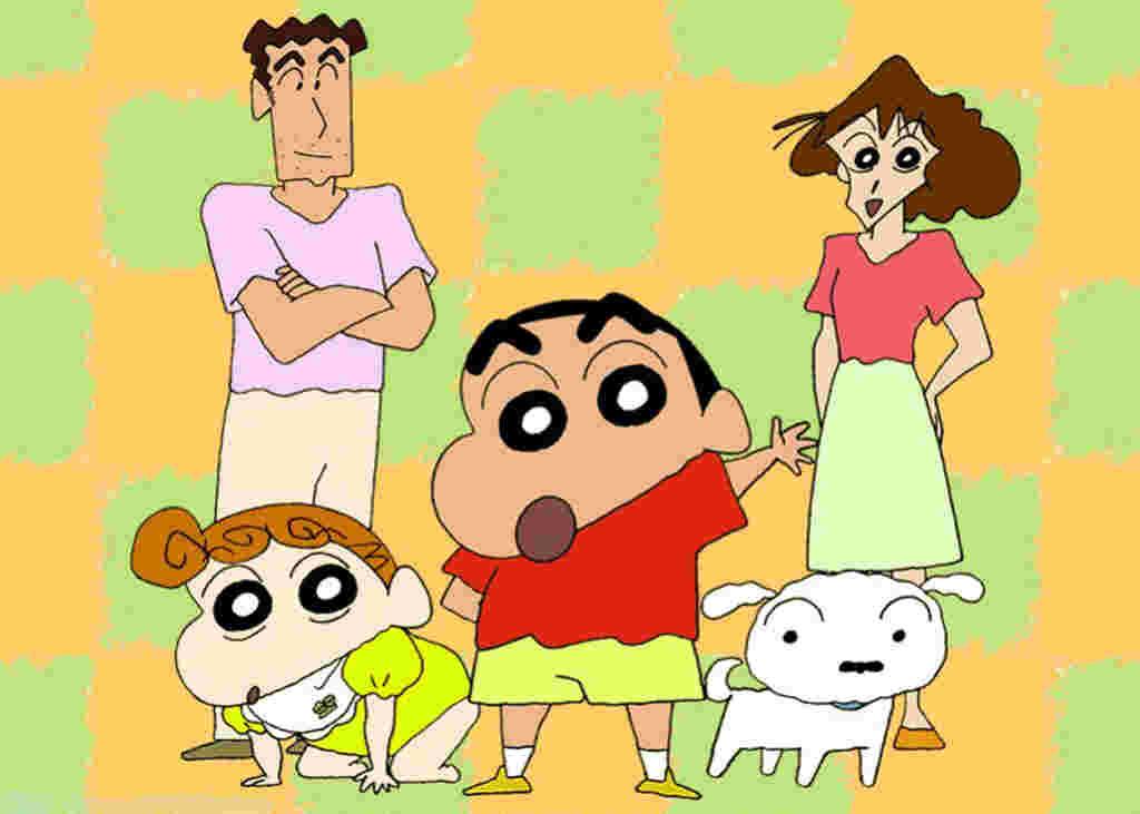 クレヨンしんちゃんのキャラクター登場人物紹介名前本名や年齢まで