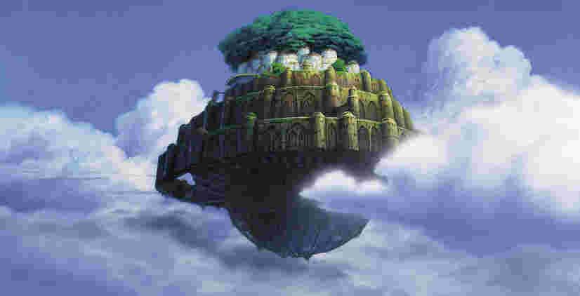その後 天空 の 城 ラピュタ