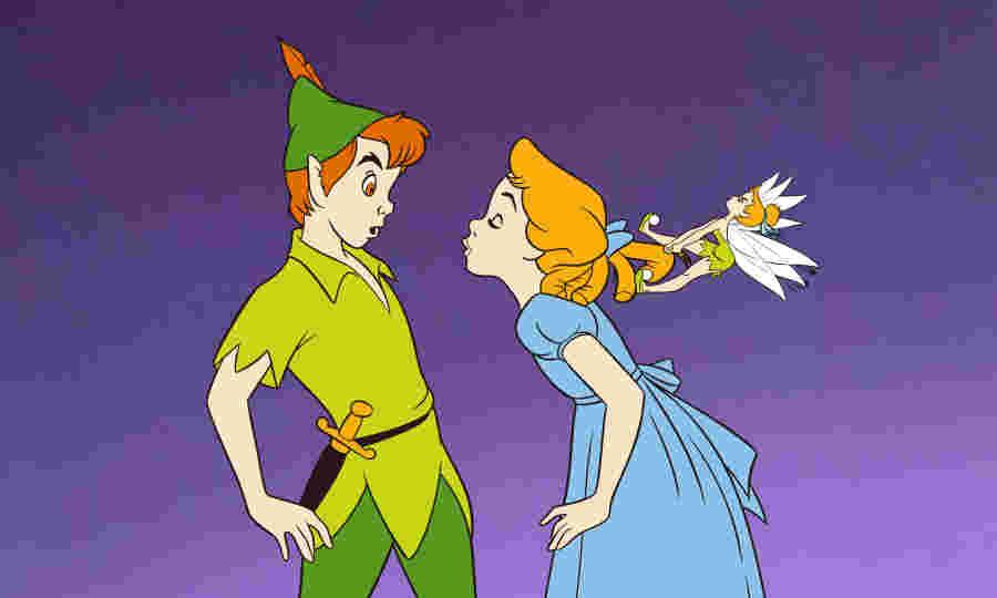 ピーターパンのあらすじを紹介ストーリーや登場人物キャラクター