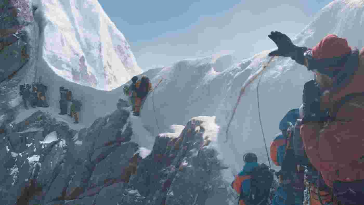 事故 2013 エベレスト