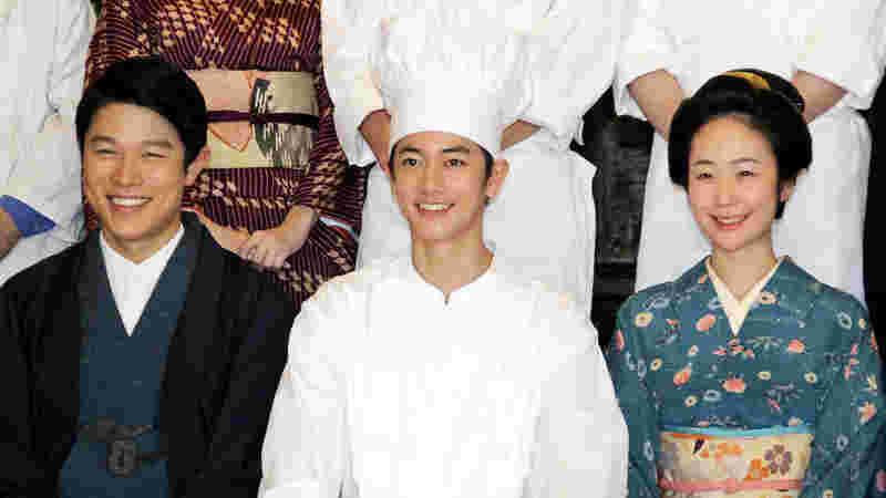 番 キャスト 天皇 の 料理