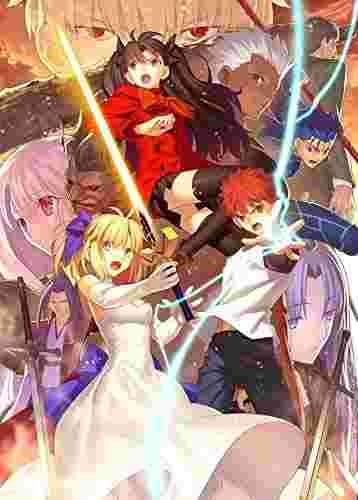 Fate/stay‐night[Unlimited‐Blade‐Works]ビジュアル