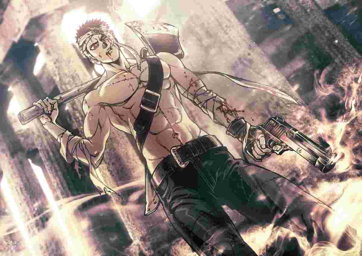 ゾンビマンは最強 弱い 強さの秘密 能力や声優を調査 ワンパンマン