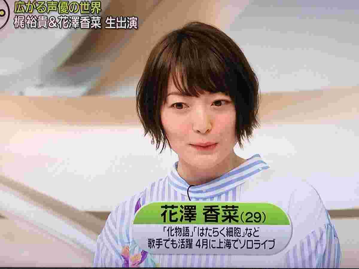 裕貴 梶 花澤 香菜