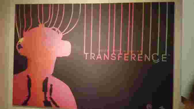 TRANSFERENCE 画像
