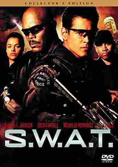 S.W.A.T.のDVD