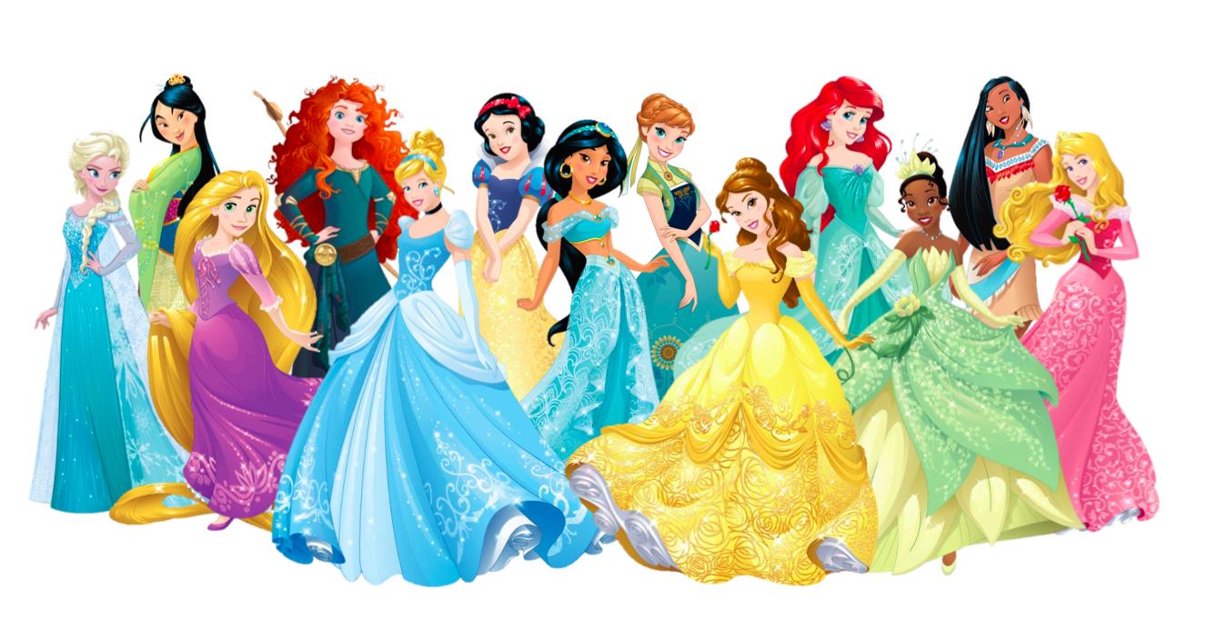 プリンセス 一覧 ディズニー