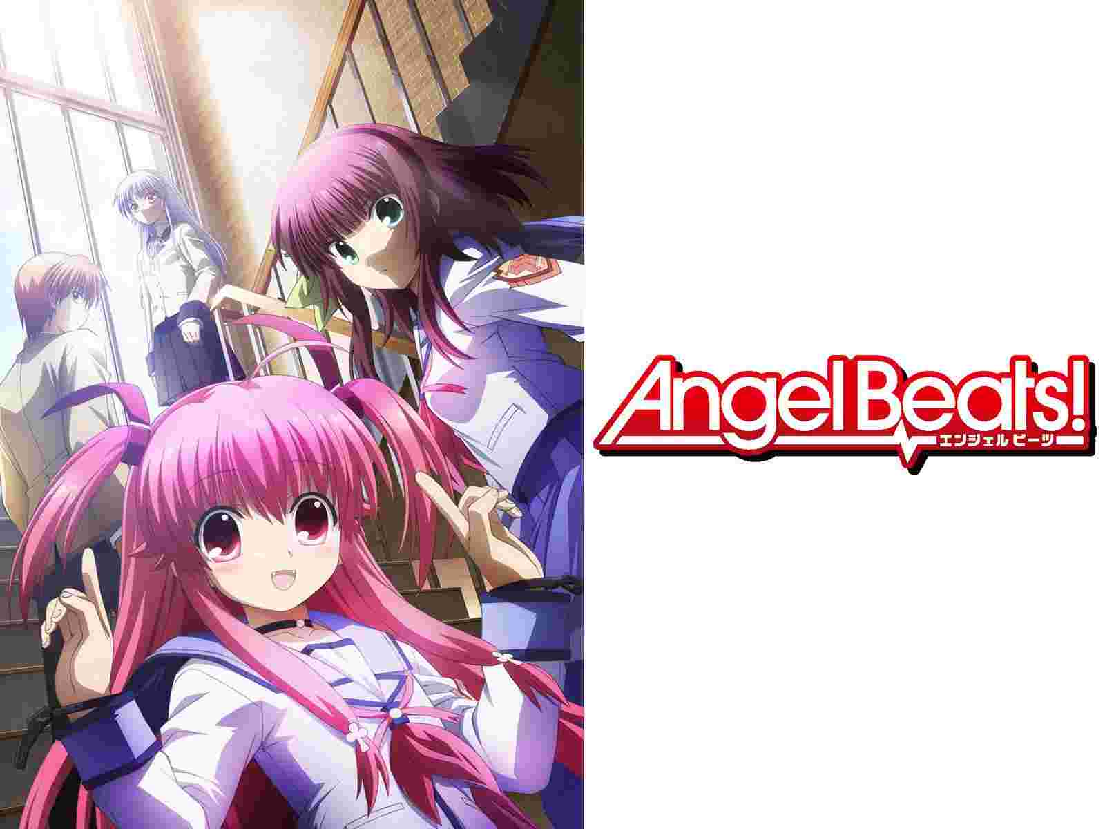 Angel Beats の名曲ランキング 主題歌 テーマソングを名シーンと共に