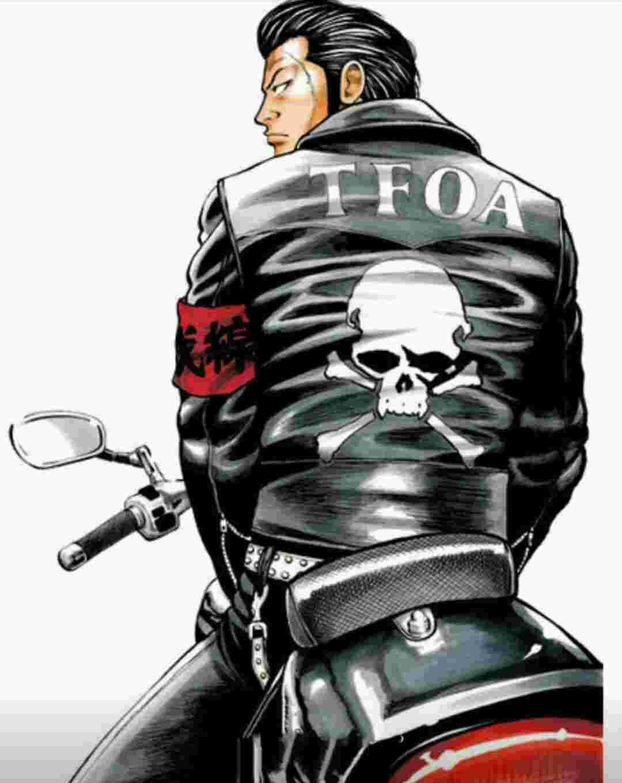 バイク 武装 戦線