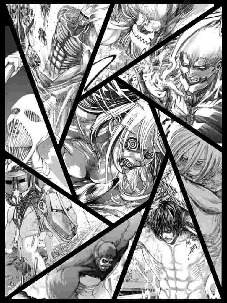 漫画 巨人 話 最新 の 進撃