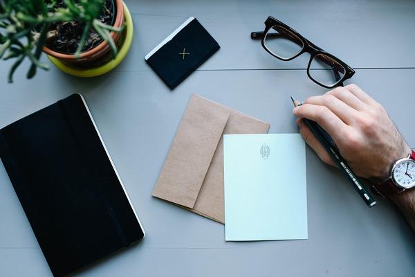 便箋の折り方や封筒の入れ方注意点やビジネスでの使い方を紹介 毎日