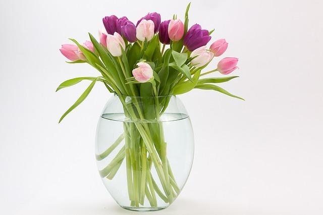 チューリップの花束を作る方法!ギフト用におしゃれなアレンジ術もご紹介!