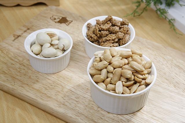 ナッツとは?ナッツの種類やそれぞれの効能をご紹介!豆とはどう違う?