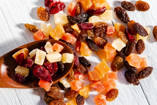 おすすめのドライフルーツ6選!カロリーが低いものやヨーグルトに合うものは?
