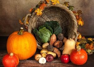 秋野菜の代表12選!秋が旬の根菜類や葉物野菜の特徴や栄養をご紹介!