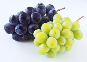 ブドウやマスカットの房で一番甘い部分はどこ?理由を含めて解説!
