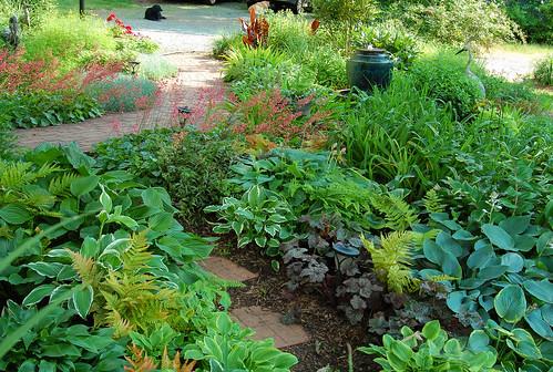 シェードガーデンとは何か?意味や魅力とその庭づくりのコツをご紹介!