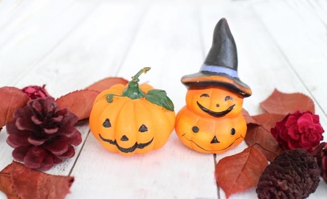 かぼちゃランタン・ランプの自作方法!くりぬき方の手順を詳しく解説!