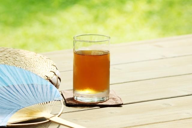 水分補給として麦茶の効果は?水の代わりとして飲みすぎても大丈夫?