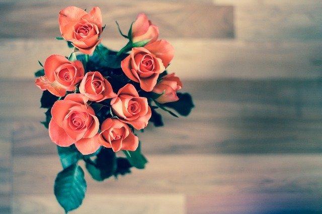 バレンタインには女性へ花を贈ろう!ギフトにおすすめの花を5つ紹介!