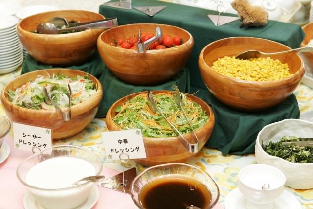 大阪で野菜が食べ放題の人気レストラン6選!気になる種類や値段は?