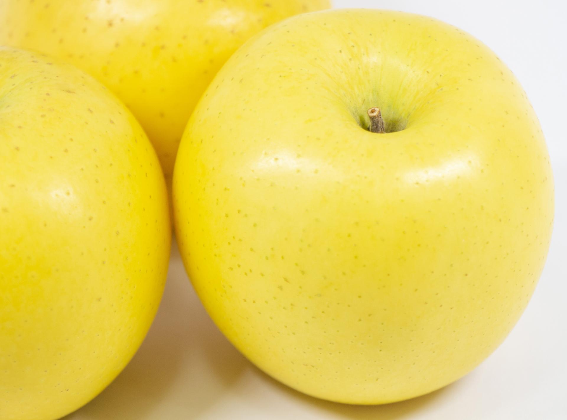 シナノゴールドってどんなリンゴ?色・味・旬などの特徴や選び方を紹介